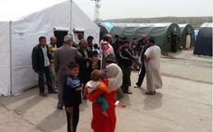 مخيّمات اللاجئين  تتم زيارة مخيمات النازحين داخل الأراضي التركية من قبل فريق من أطباء العينية بشكل دوري للإطلاع على الحالة الصحية لهم و ذلك ضمن الحملة الطبية التي تقوم بها جمعية صندوق إعانة المرضى الكويتي