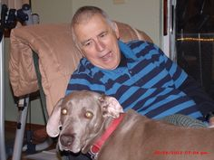 Bodie and Dad (Feb 2012)