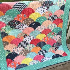 Clambake Quilt by @smorielorrie