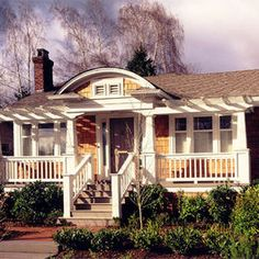 Ranch Style Home Curb Appeal Design, Pictures, Remodel, Decor and Ideas