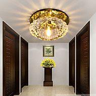 #(3W) Takplafond ,  Moderne / Nutidig / Traditionel / Klassisk / Rustikk/ Hytte / Tiffany / Lanterne / Rustikk / Vintage / Kontor / – NOK kr. 788 Dome Ceiling, Ceiling Lights, Led Flush Mount, Lighting Online, Krystal, Modern Contemporary, Spotlight, Tiffany, Retro
