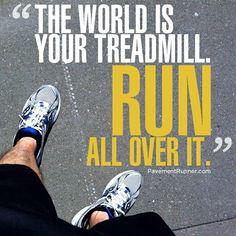 Run Motivation  www.healthcoachrachel.tsfl.com