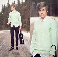 men can wear pastels, too!