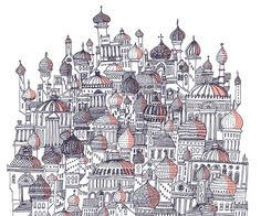 Ilustraciones de David Fleck | Fantástico Cotidian