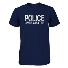 Guaranteed Safe and Secure checkout. Police Lives Matter, Police Shirts, I Respect You, Police Life, Cute Tshirts, 1 Oz, Cute Tops, Cute Outfits, Mens Fashion