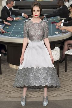 CHANEL COUTURE AW15