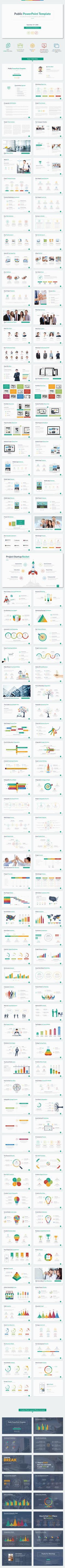 Public PowerPoint Template on Behance