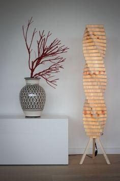 ZirbenLüfter-LAMP helix3 Designer, Lighting, Home Decor, Humidifiers, Homemade Home Decor, Lights, Lightning, Decoration Home, Interior Decorating
