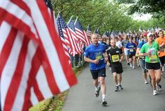 memorial day run & march