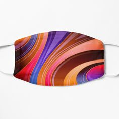 Orange Design, Swirls, Masks, Group, Printed, Tees, Awesome, Board, Clothes