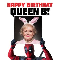"""""The older you get, the better you get. Unless you're a banana."" You, ma'am, are no banana. #HBD #BettyWhite"""