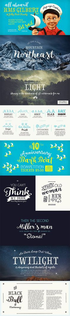 20 Exceptional Clean Font Families With 178 Individual Fonts - Design Cuts Typography Fonts, Typography Design, Hand Lettering, Web Design Tips, Your Design, Photoshop Web Design, Ch Words, English Characters, Font Packs