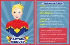 19 Kickass Lady Superheroes You Should Know More About [Captain Marvel]
