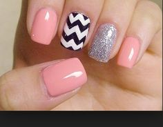 Cute Nail Designs #Beauty #Trusper #Tip