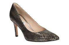 2e788fa2ef2f Dinah Keer Metallic Leather
