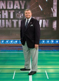 Mike Ditka Mike Ditka, Espn, Football Players, Crepes, Nfl, Suit Jacket, Soccer Players, Pancakes, Jacket