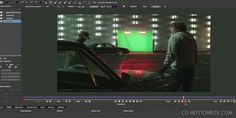How to Track Difficult Shots with Mocha Pro v3′s Camera Solver