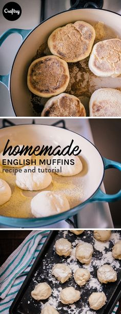 Start your breakfast sandwich off right with homemade english muffins. Try this recipe at Mother's Day brunch for a standing ovation from guests!