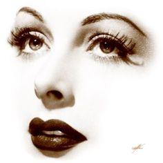 Actress Hedy Lamarr