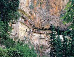 St. John, the Prodrome's Monastery, Stemnitsa Village, Arcadia region, Peloponnesus, Greece