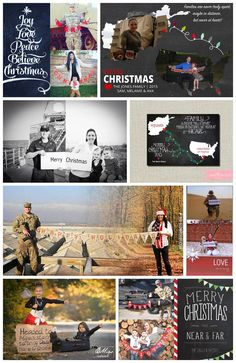 Deployment Christmas Cards - Countdowns and Cupcakes Army Girlfriend, Army Mom, Army Life, Military Life, Military Deployment, Merry Christmas Love, Family Christmas Cards, Christmas Photos, Christmas Ideas