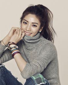 Im Jin Ah Plastic Surgery On twitter: after school/orange caramel - nana (