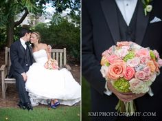 Landfall Country Club Wedding | Carrie and Nick | Wilmington NC