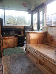 Short Bus Conversion 53