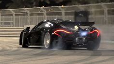 The #McLaren #P1 Test. On Road and Track [Chris Harris On Cars]