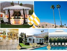 The Viceroy Hotel in Palm Springs