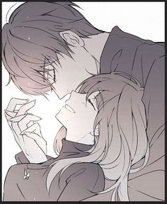 Online store anime merchandise: clothes, figurines, manga and much more. Come and choose for yourself something good and cool ! Couple Amour Anime, Couple Anime Manga, Anime Girls, Anime Couple Kiss, Anime Couples Drawings, Anime Couples Manga, Couple Drawings, Cute Anime Couples, Manga Anime