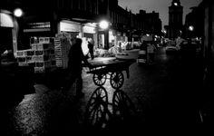 Mark Jackson & Huw Davies 1963 Spitalfields Market
