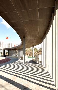 Gallery of 1/2 Stadium / Interval Architects - 22