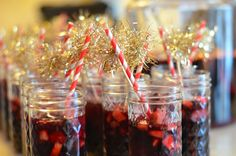 a spot of whimsy: Make | Christmas Sangria.