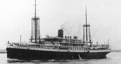 CREMER Bouwjaar 1926, grt 4559 Eigenaar Koninklijke Paketvaart Maatschappij N.V., Amsterdam  http://koopvaardij.blogspot.nl/2016/09/5-september-1943.html