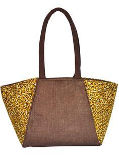 #officebag #handbag #leopardprint. Get it @ www.earthenme.com