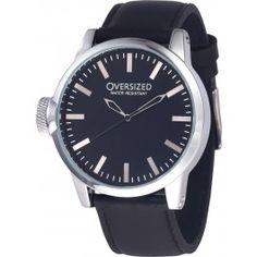 37598737bec Relógio de Pulso Masculino Social Oversized Wall Street 49mm (Black). Relógios  Oversized