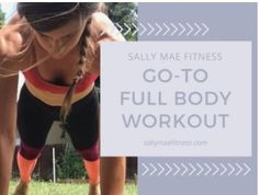 What makes for the perfect full body workout? Well, exercises that work your entire body obviously! But all jokes aside, through my experience and research, I have discovered what I believe to be the best full body template for getting real results.