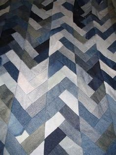 denim patchwork quilt - Bing Images