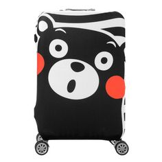 Travel Suitcase Protective Trunk Covers Apply To 18~30 Inch suitcase dust cover Shell elasticity Stretch Trolley Case Dust Cover
