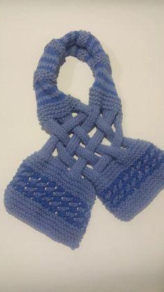 cachecol - lã - feminino - tricô - crochê - feito a mão c:8c