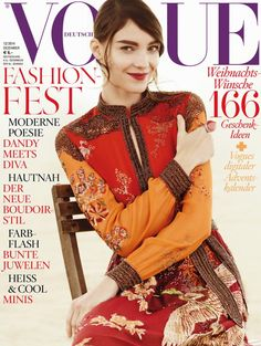Vogue Germany December 2014