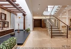 Spaces are Organized to provide Maximum Coherence with Gardens | Cubism Architects & Interiors - The Architects Diary