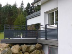 balcon et rampe en fer forg venise escalier m tallique garde corps metal pinterest. Black Bedroom Furniture Sets. Home Design Ideas
