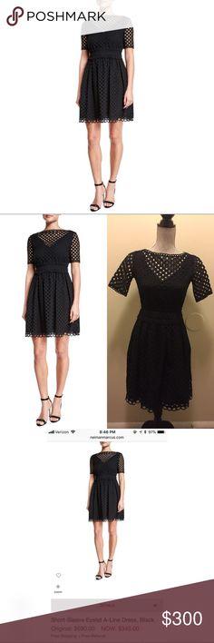 Carven Eyelet Dress. Carven Eyelet Dress. Sold Out at Bloomingdales. On Sale at Neimans. Carven Dresses Midi