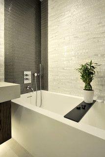 NYC Residence by Carol Kurth Interiors - Modern - Bathroom - by Artistic Tile