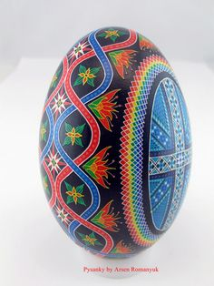 Real Ukrainian Pysanka (goose egg shell) Pysanky. Hand made. Pisanki | Collectibles, Decorative Collectibles, Eggs | eBay!