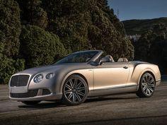 Bentley Continental GT Speed Convertible (2014)