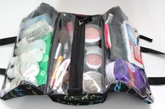 toiletry-bag-inside...want this!   Made by Accessory Designs (ACI Brands, Inc)