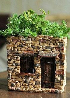 Шикарная идея для всех любителей домашних растений